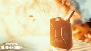 gas can in pubg patch 30